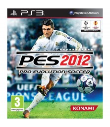 Pro Evolution Soccer 2012 [PS3]